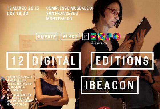 Montefalco - Digital Editions e iBeacon