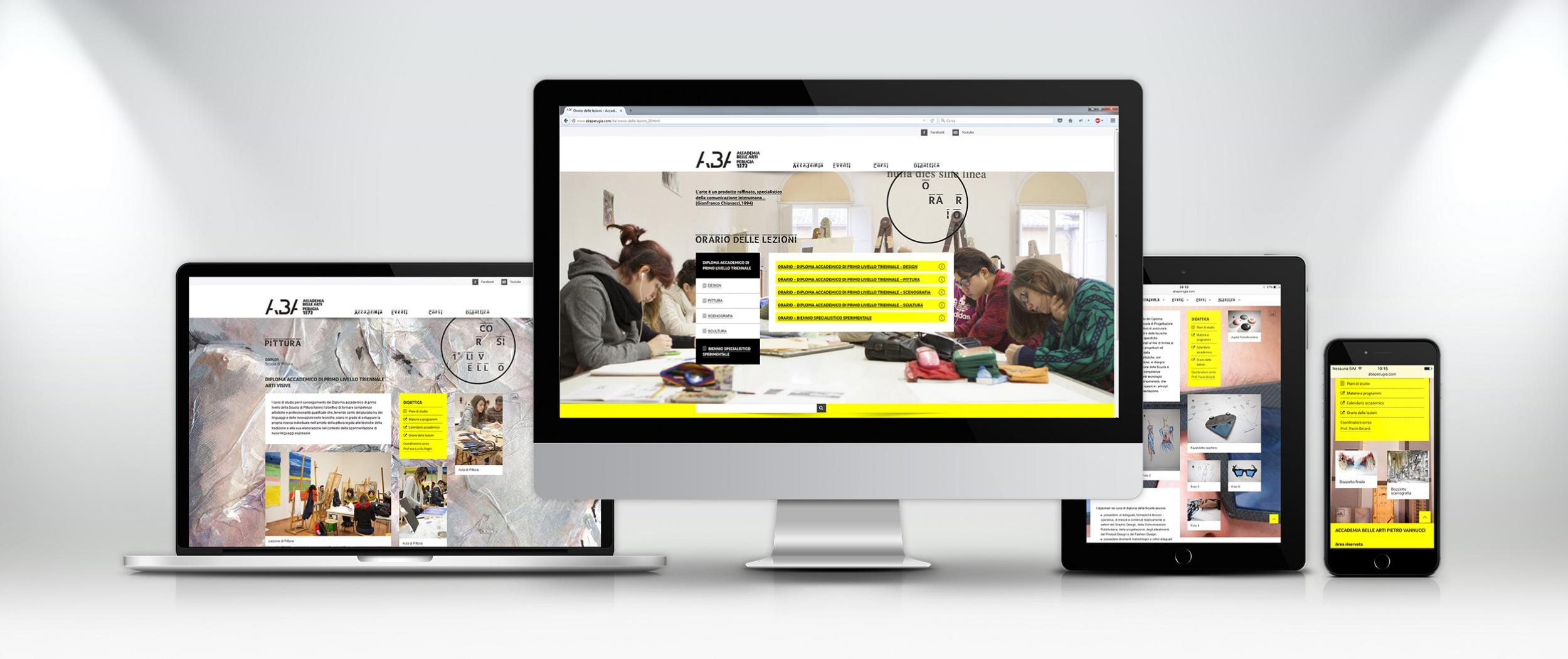 Web Design | Siti grafica personalizzata a Perugia