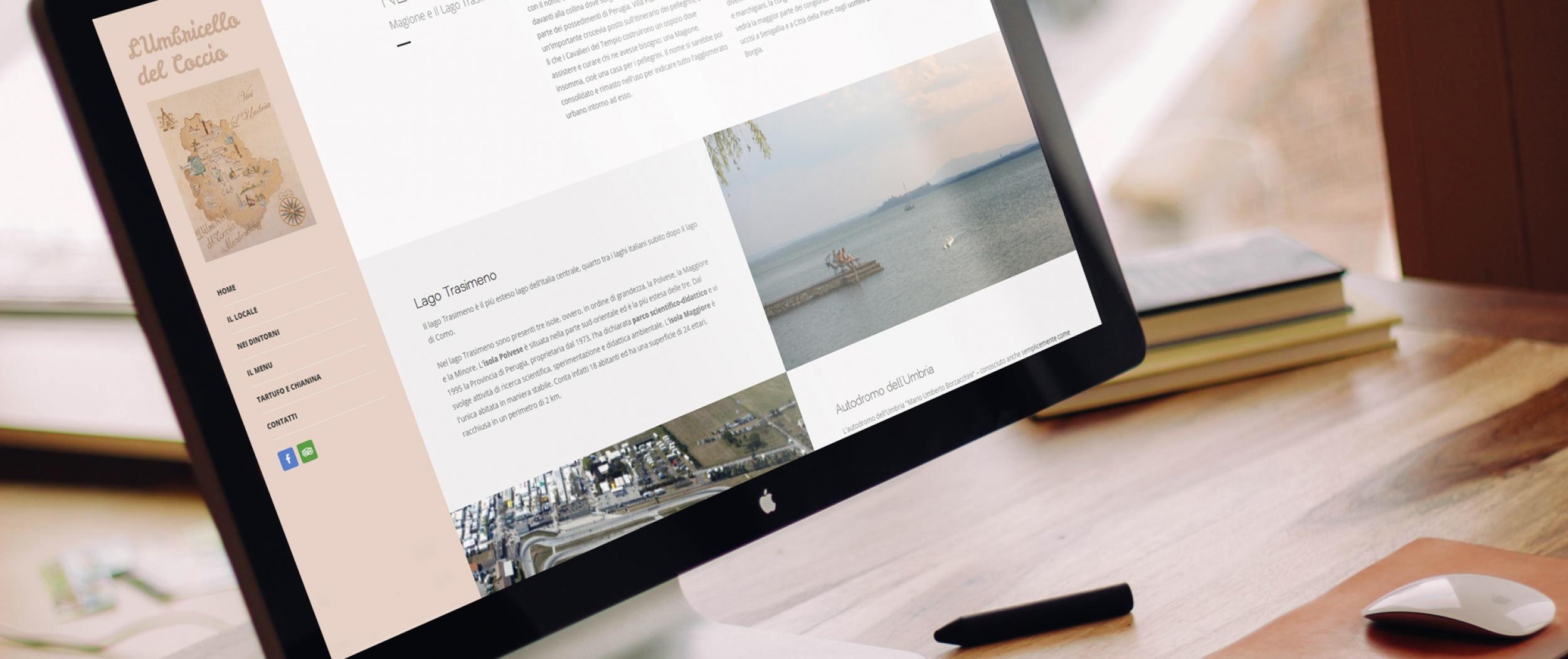Siti web per ristoranti | Sesinet Perugia