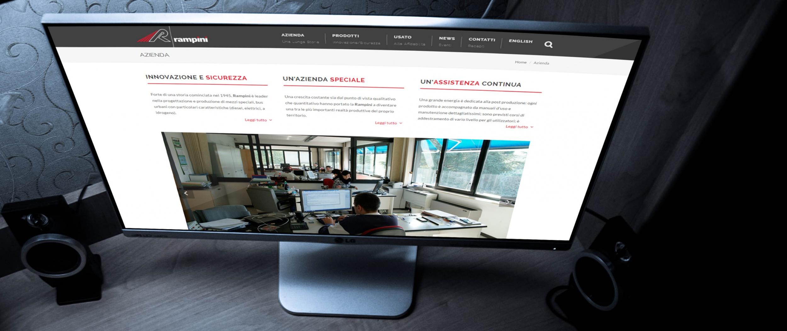 Siti web per industrie | Sesinet Perugia