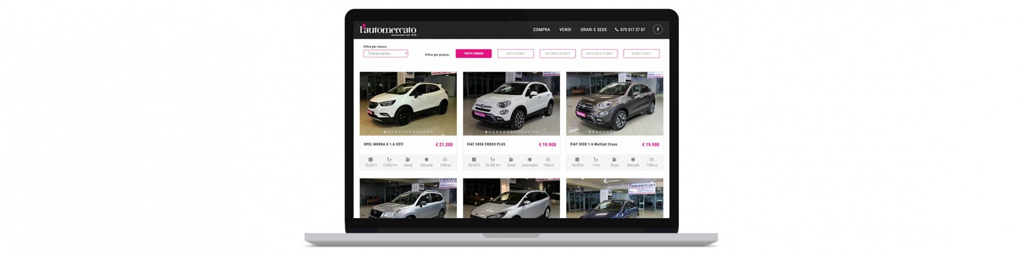 Perugia realizzazione shop online