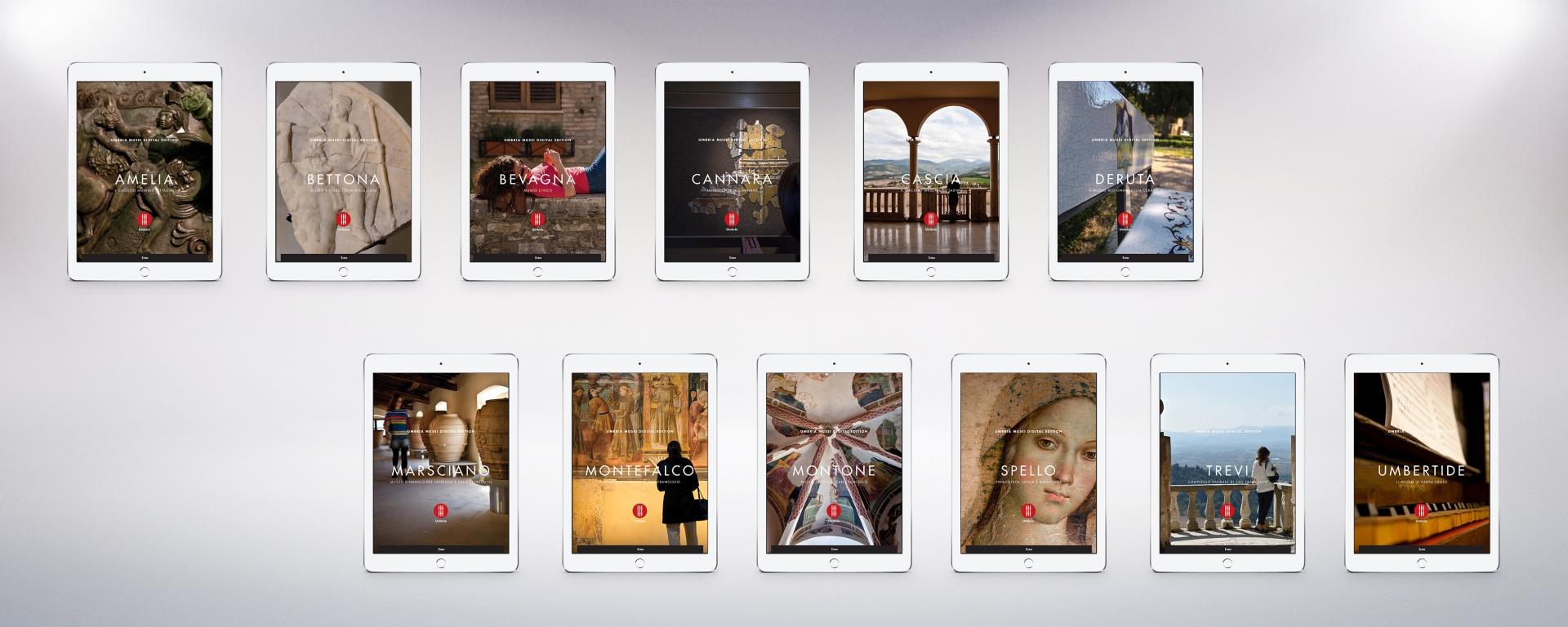 Guida Turistica Musei App | Regione Umbria