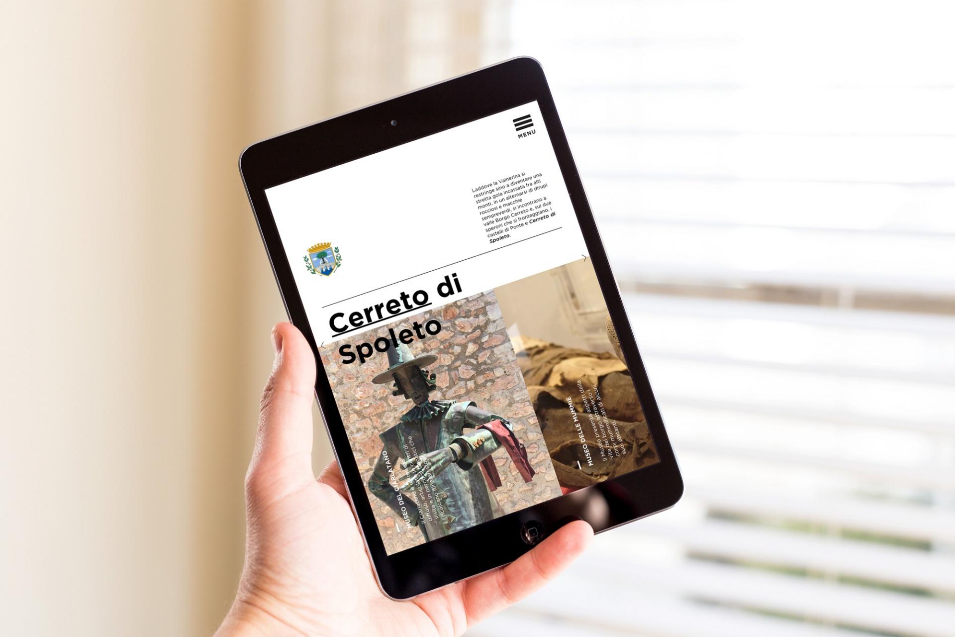 iBeacon perugia app | Audiogiude musei
