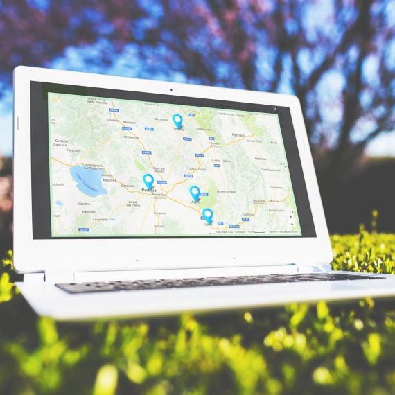 perugia realizzazione siti web geolocalizzazione